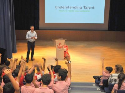 Tony Stanger Understanding Talent Presentation