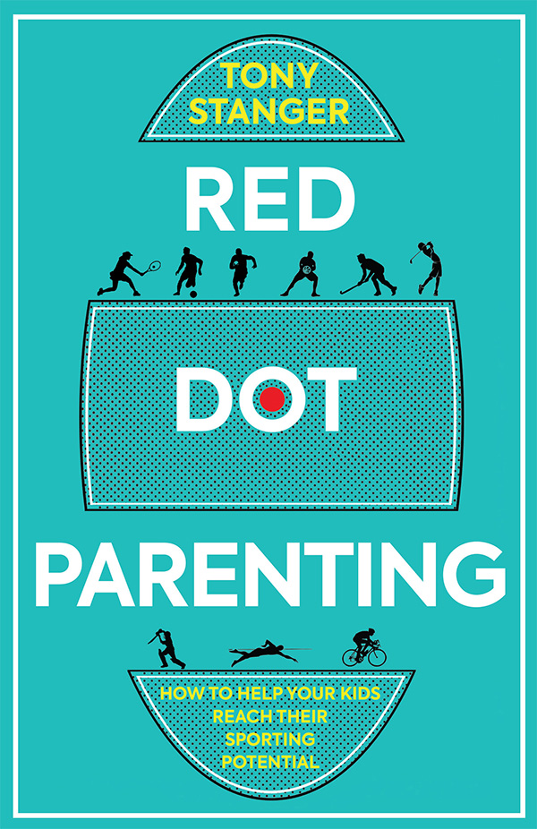 Stanger Pro - Red Dot Parenting paperback book